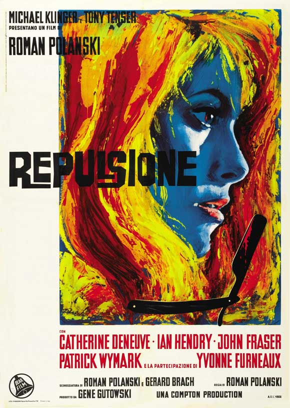 Italian movie posters